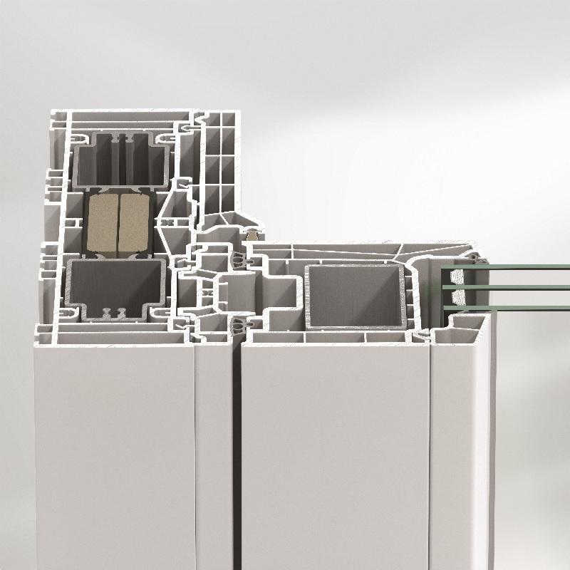 Ansicht Rahmen