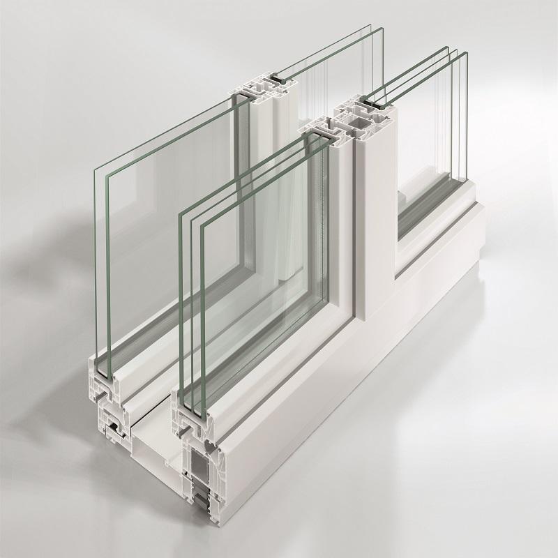 LivIng Kastenfenster(Schallschutz bis 62dB)