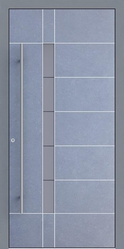 Rubin A25_RAL 9007/Beton